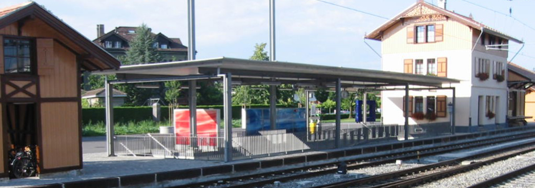 SBB RV05: Diverse Stationen